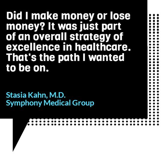 Stasia Kahn MD