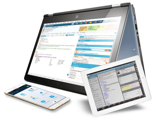 eClinicalWorks EHR features