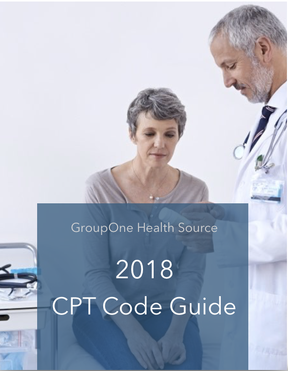 2018 CPT Code Guide