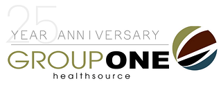 GroupOne Health Source 25 Year Anniversary