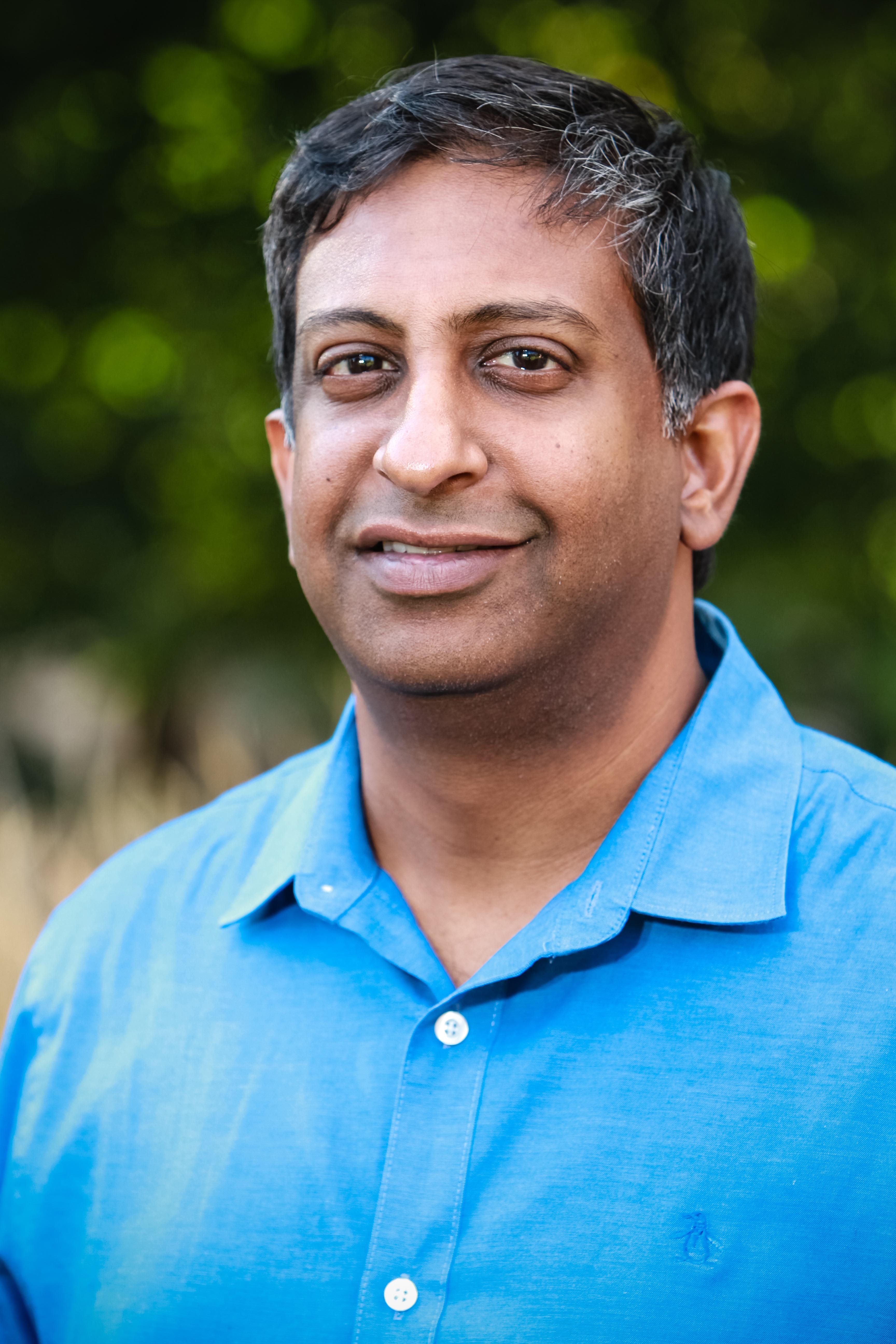 GroupOne Health Source CEO Arun Murali