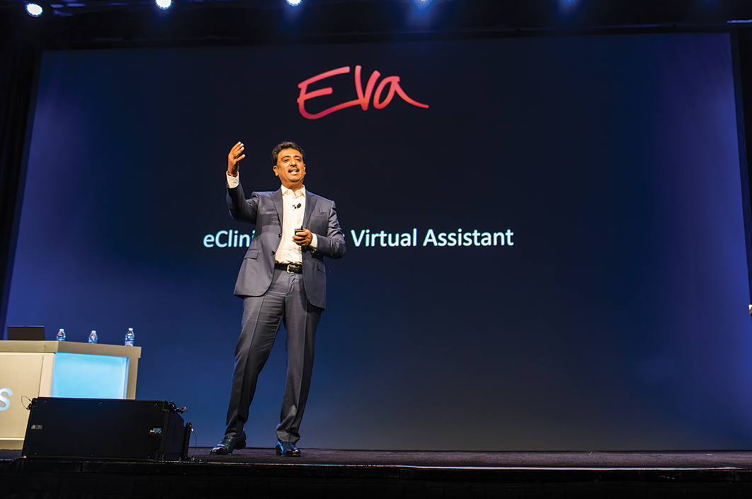 eClinicalWorks Virtual Assistant EVA