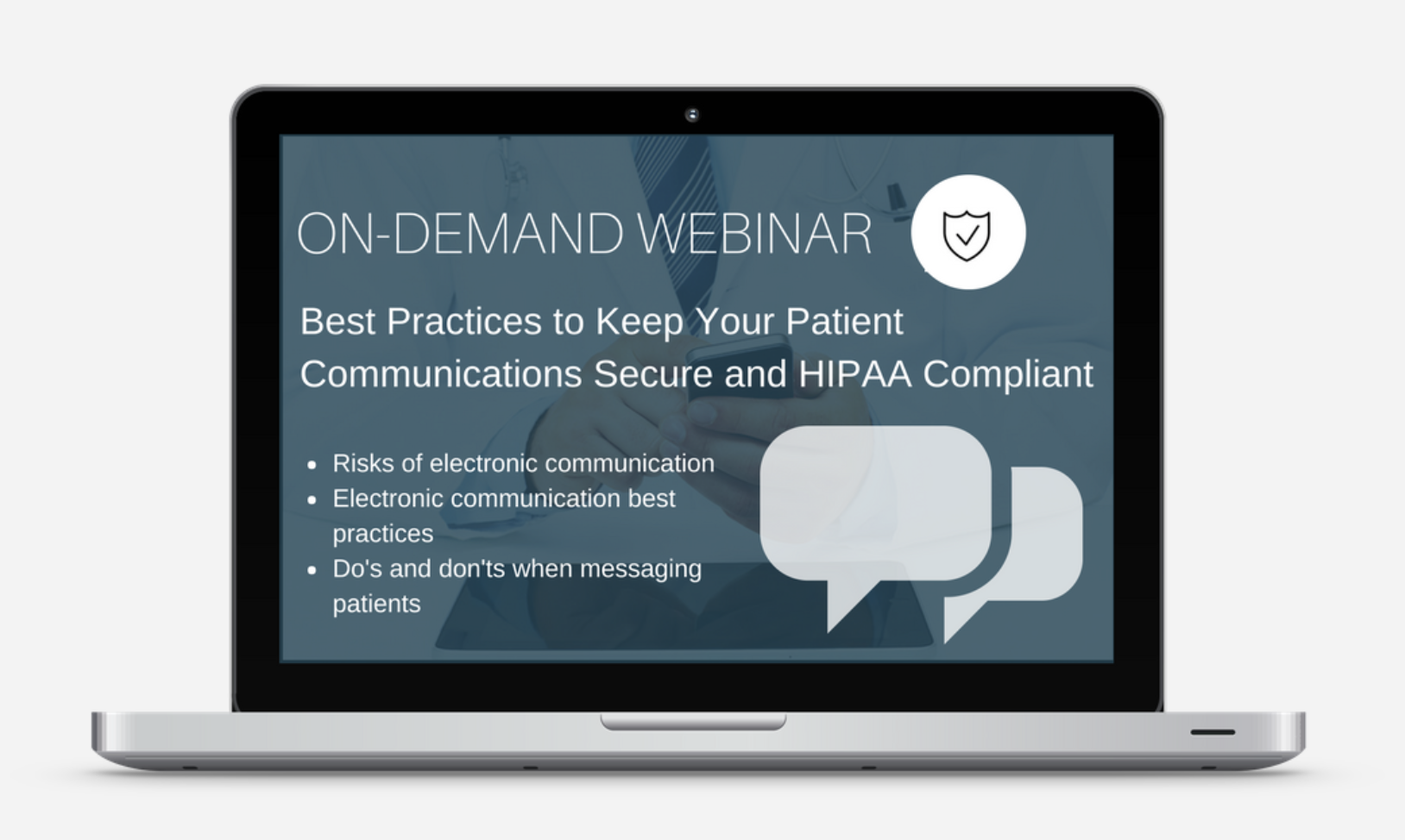 How to Keep Patient Communication Secure and HIPAA Compliant