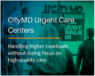 CityMD Urgent Care Centers eClinicalWorks Case Study