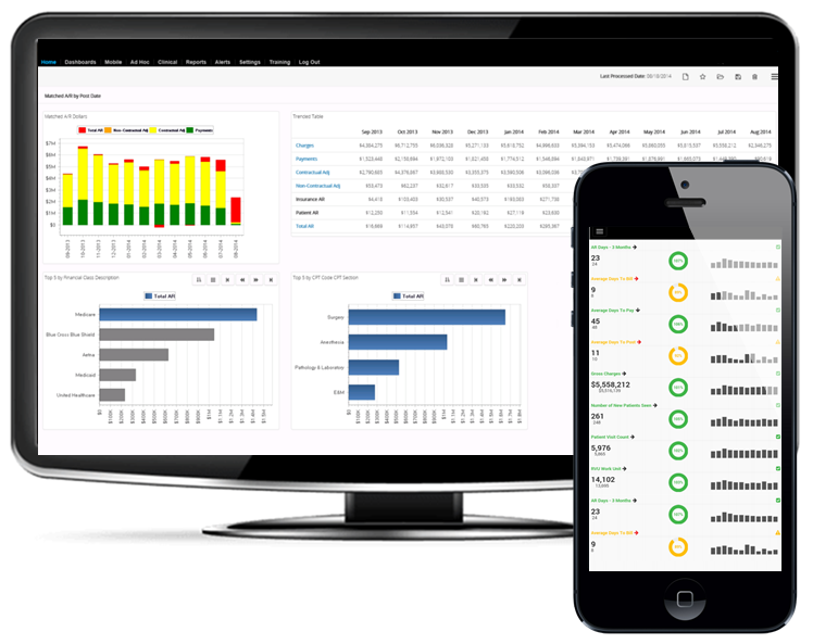 Advanced Business Intelligence Reporting