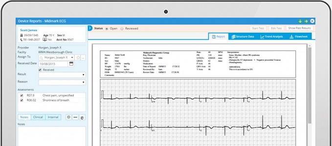 eClinicalWorks Device Integration