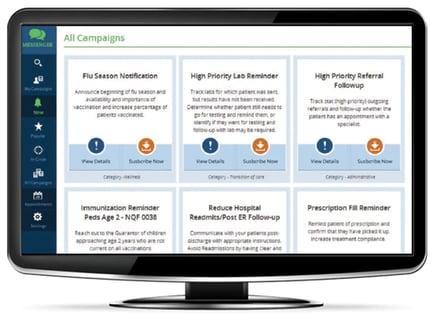 eClinicalWorks EMR Messenger 5.0