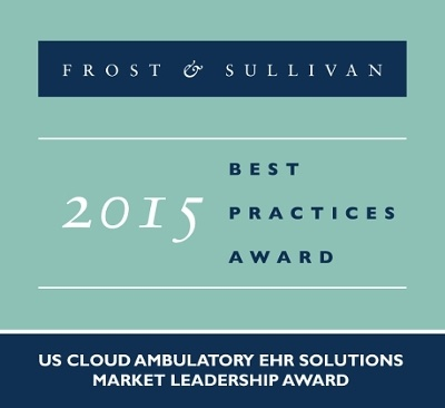Frost and Sullivan Recognizes eClinicalWorks EHR Software