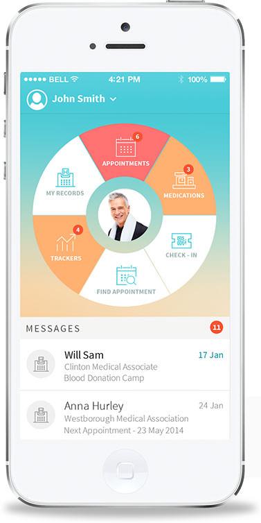 eClinicalWorks EHR healow App